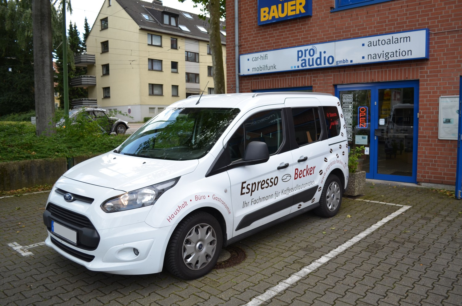 Ford Transit Connect Auto