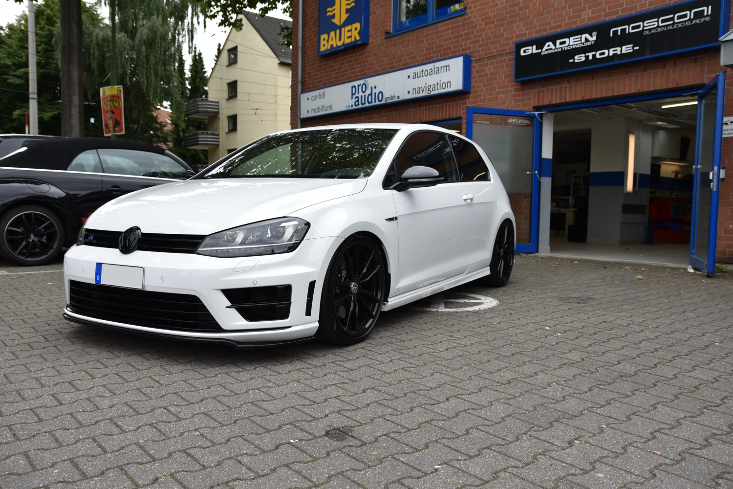 Golf7R Gladen Audio Mosconi Auto 01