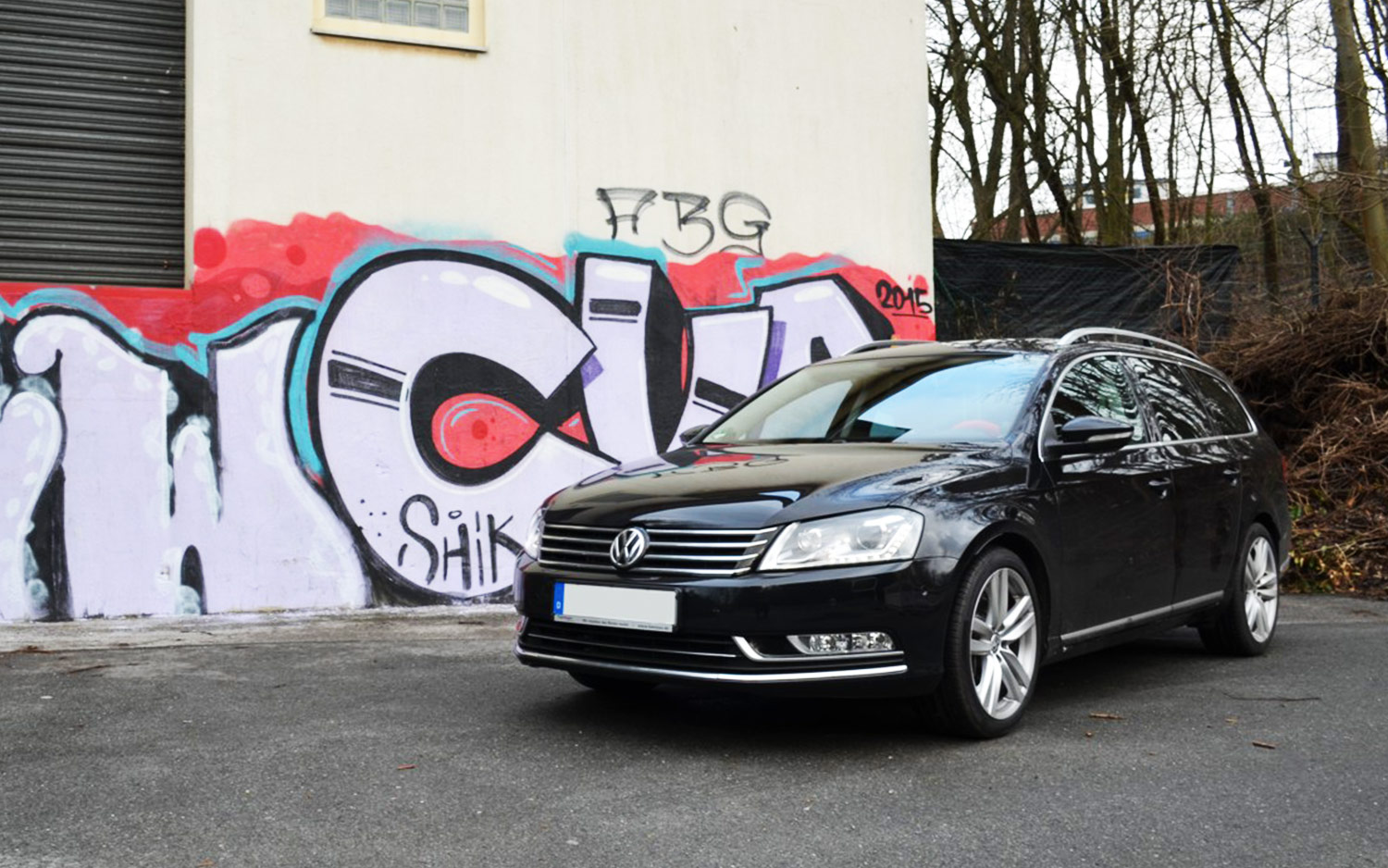 VW Passat V6 Car Audio Auto01